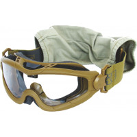 Ballistic goggles-mask TREVIX