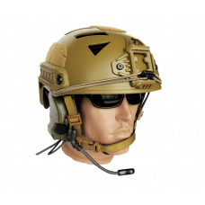 Tactical helmet - TREK